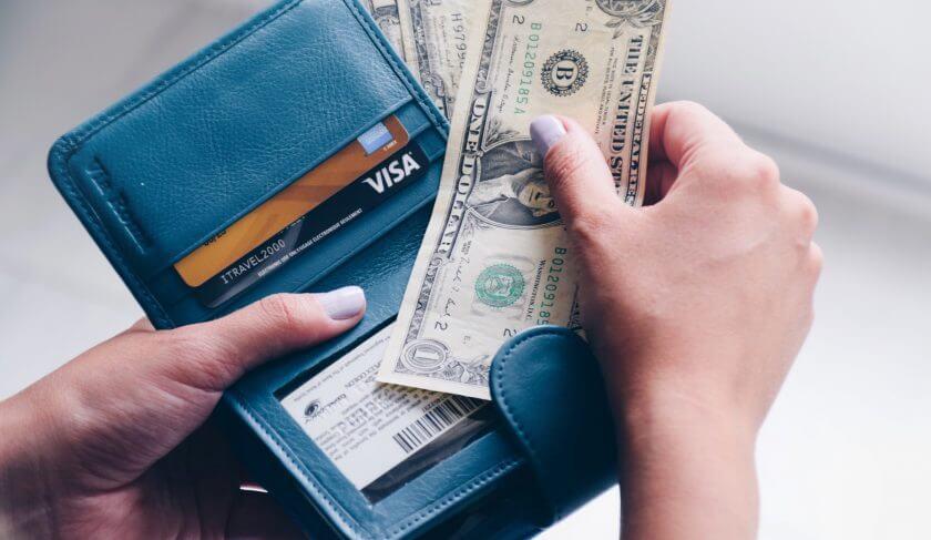 lose wallet