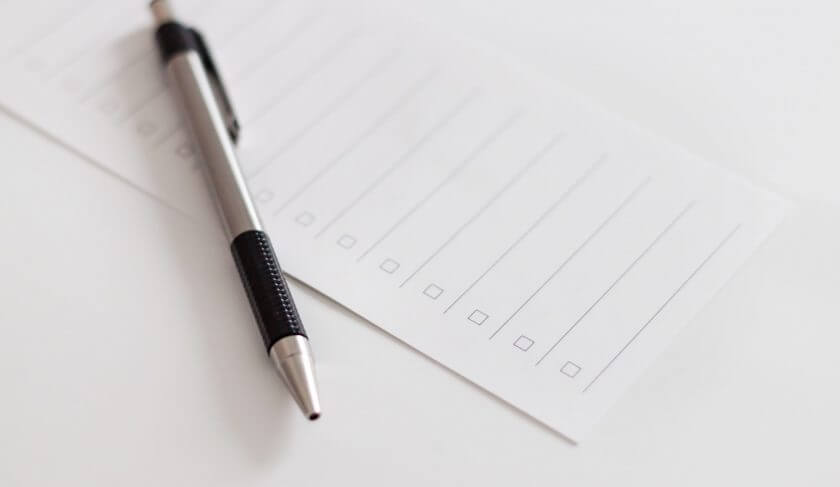5 Must Dos to Put on Your Estate-Planning Checklist