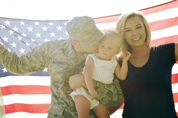 Headline: 4 Money Rules For Military Spouses (And The People Who Love Them)