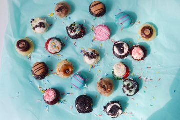 Gluten free diet cupcakes