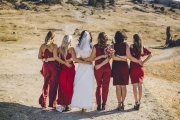 bridesmaid wedding