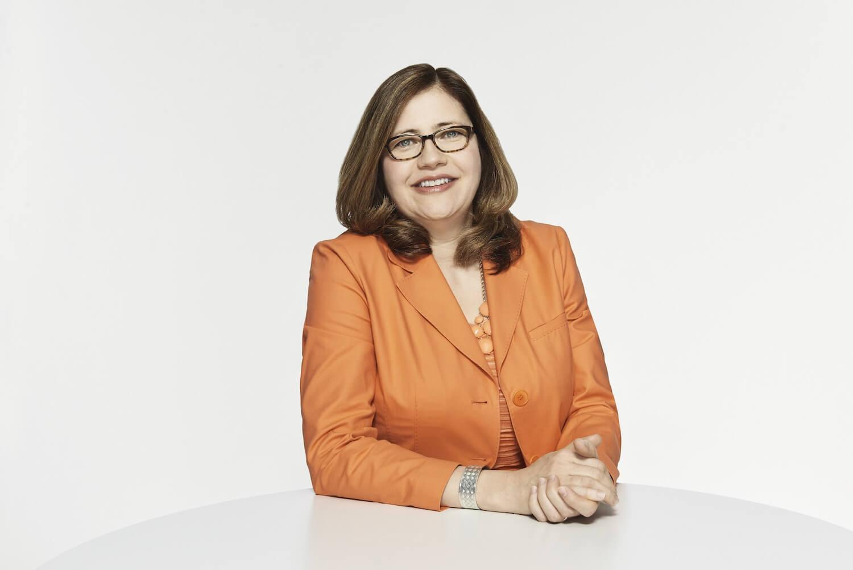 Tracy Keogh, HP's former CHRO, smiling.