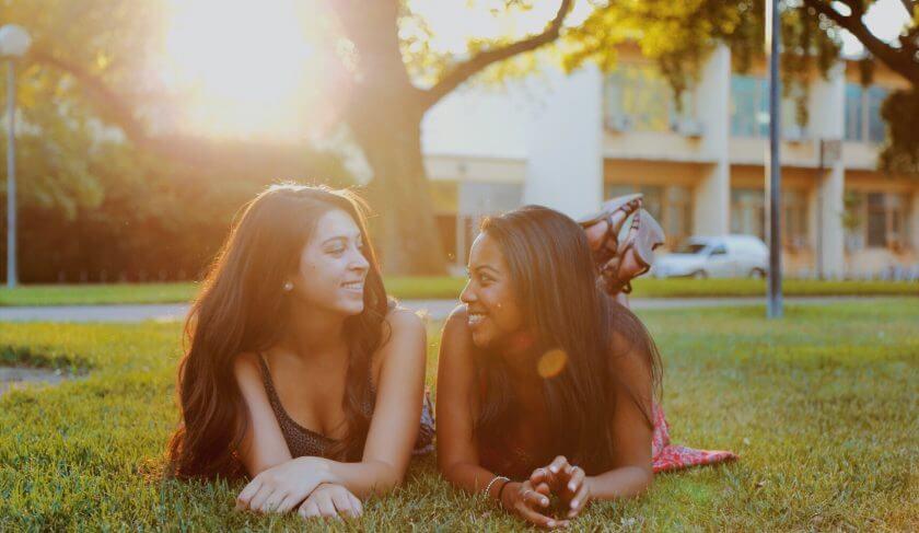friends women group salary