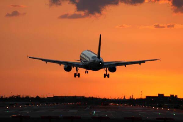 airplane plane sky