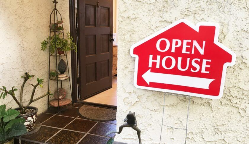 open house virtual homebuying